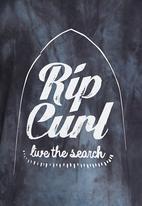 Rip Curl - Vintage  Tee Black
