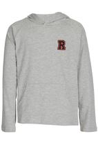 Rebel Republic - Hooded Tee with Applique Multi-colour