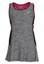 Lithe - Racer Back Dress Grey