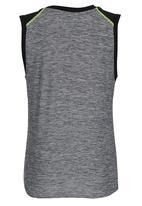 Lithe - Spandex Vest Grey