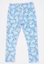 POP CANDY - Girls  Printed Legging Blue