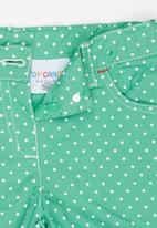 POP CANDY - Girls Short Mid Green