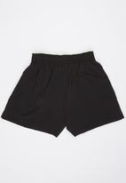 Lithe - Running Shorts Black