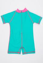 Lizzy - Swimsuit Turquoise