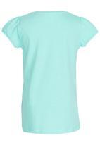 Soobe - Girls  Printed Tee Mid Blue