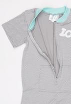 See-Saw - Pyjama Onesie Grey