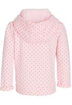 POP CANDY - Girls Printed Jacket Mid Pink