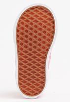 Vans - Authentic Elastic Lace Sneaker Mid Pink