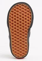 Vans - Authentic Elastic Lace Sneaker Black