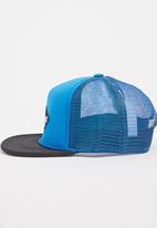 Vans - Trucker Cap Blue