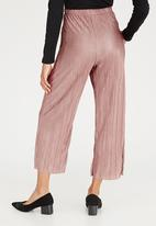 STYLE REPUBLIC - Pleated Pants Pale Pink