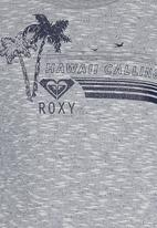 Roxy - Bright Young Think Sweat Top Blue