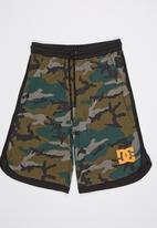 DC - Woodlands Walk Shorts Multi-colour