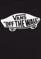 Vans - Short Sleeve Printed Tee Black