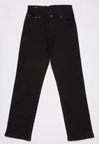 Lee  - Baltmore Regular Straight Leg Jean Black