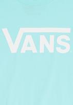 Vans - Short Sleeve Printed Tee Light Green