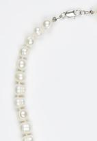 Lily & Rose - Costume Pearl Necklace Off White