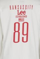 Lee  - Kansas Lee Tee White