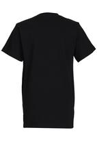 DC - New From Front  Tee Black