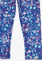 Roxy - Flower Fields Leggings Multi-colour