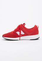 New Balance  - Omni Sneaker Red