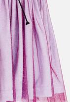 See-Saw - Tulle Skirt Pale Purple