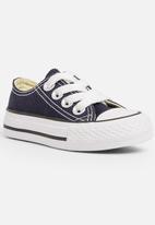 SOVIET - Viper Low Cut Sneaker Navy