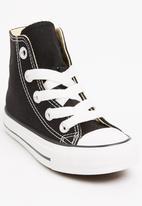 SOVIET - K viper hi cut canvas sneaker - black