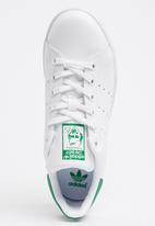 adidas Originals - Stan smith sneaker  - white/green