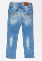 POLO - Amy Skinny Jean Mid Blue