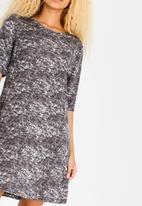 O'Neill - Essentials Swing Dress Grey