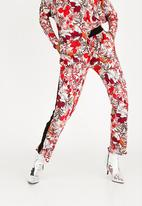 Slick - Ter Side Inset Pants Multi-colour