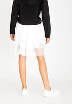 PUMA - Pointe Skirt White