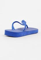 Havaianas - Kids top flip flops - marine blue