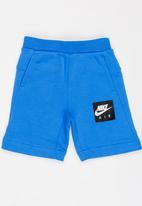 Nike - Nike Air Knit Short Blue