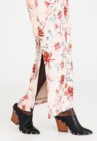 ONLY - Kiss Sleeveless Maxi Dress Mid Pink