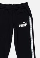 PUMA - Tape Sweat Pants Black