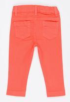 MINOTI - Basic Twill Jeans Coral