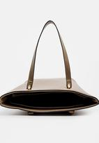 BLACKCHERRY - Shopper Bag Taupe