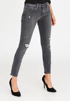 GUESS - Guess Power Skinny Jeans Grey