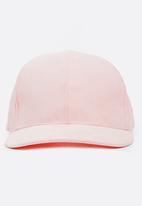 MINOTI - Baseball Peak Cap Pale Pink