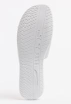 6a8d1c2c5af ATH Hurricane Slider Sandal White PUMA Sandals   Flip Flops ...