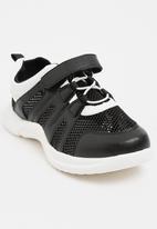 POP CANDY - Mesh Sneaker Black
