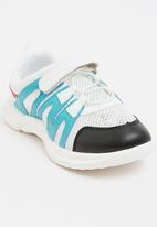 POP CANDY - Mesh Sneaker Turquoise
