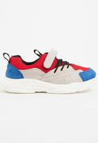 POP CANDY - Lace-Up mesh sneakers - multi
