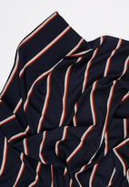 STYLE REPUBLIC - Printed Neck Tie Navy