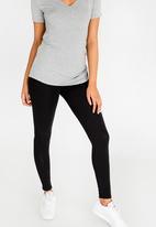edit - Basic Leggings Black