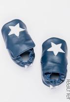 shooshoos - Starlight Slip On Navy