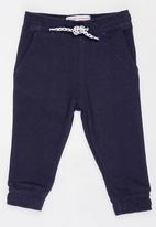 MINOTI - Comic Giant Pique Joggers Dark Blue