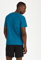 Nike - Nk Brt Top Ss Dry Blue